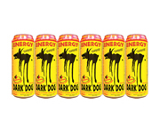 DARK DOG ENERGY DRINK BEBIDA ENERGIZANTE 568ML 24 UNID PACK